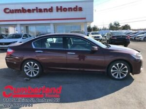 2015 Honda Accord Sedan Sport  Bluetooth - Heated Seats - Back U