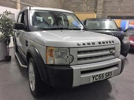 2005 55 LandRover Discovery TDV6 7 Seater Automatic