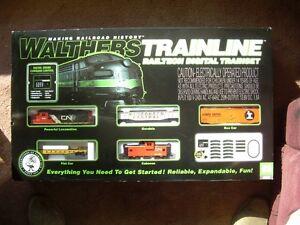 Walthers digital train set. Kitchener / Waterloo Kitchener Area image 2