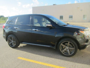 2008 Acura MDX Technology Package SUV, Crossover