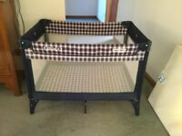 Graco travel cot and mattress