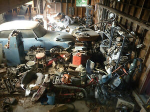 Farm Barn Old House Estate Unwanted Junk clean out FREE