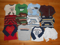 Large Lot of Boys Size 2T Clothes
