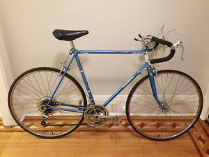 Vintage Raleigh Record 10 Speed
