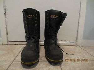 Baffin winter safety boots,botte hiver