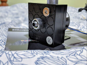 Water Cooling Parts: CPU Block, Fittings