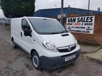 Vauxhall Vivaro 2.0CDTi ( 115ps ) ( EU IV ) 2011MY 2700 SWB