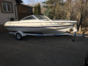 1991 Larson Lazer open bow. Motivated to sell!