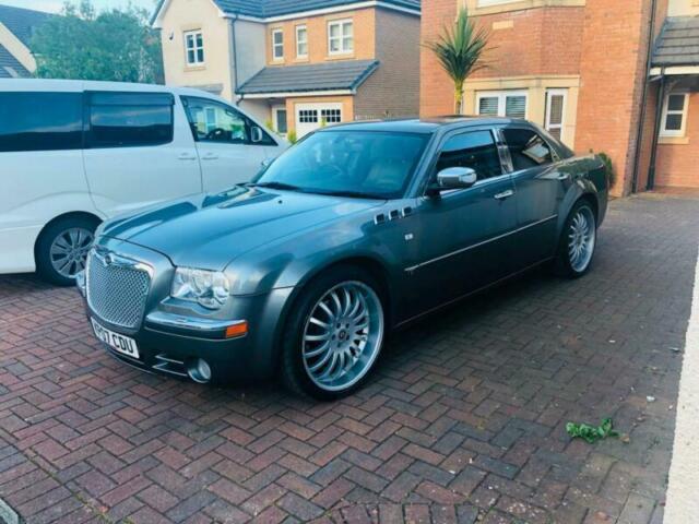 Chrysler 300 Mpg >> Chrysler 300c 3 0crd Diesel V6 Auto 07 Reg Bentley Grille 22 Inch Alloys 50 Mpg In Kilmarnock East Ayrshire Gumtree