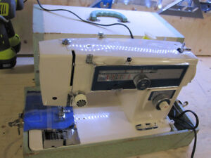 Heavy Duty Sewing Machine (Sews Upholstery and Leather)