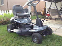"26"" Craftsman Ride on lawn mower - LIKE NEW!"