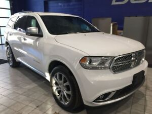 2017 Dodge Durango Citadel  Citadel 4X4 W\Tech,Platinum Package