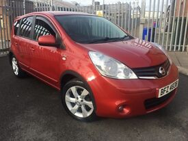 Nissan note ntec 2010 top spec 2250 May px swap why ****