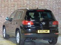 Volkswagen Tiguan SE TDI Bluemotion Technology 4motion 2L 5dr