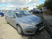 2008 Ford Mondeo 1.8TDCi 125 6sp Edge DIESEL 5 DOOR HATCH BACK