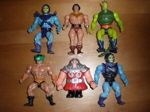 Figurines He-Man Masters of the Universe