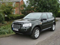 2007 LAND ROVER FREELANDER 2 TD4 HSE - FULL L/R HISTORY - IN GREAT CONDITION -