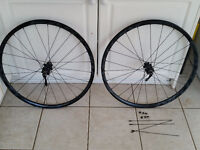 """Easton EA70 XCT 26"""" wheelset in excellent condition"""