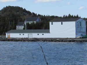 200 FT OCEANFRONT PROPERTY..COLLIERS, OPPORTUNITY KNOCKS! St. John's Newfoundland image 1