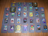 Nintendo ( NES ) Games