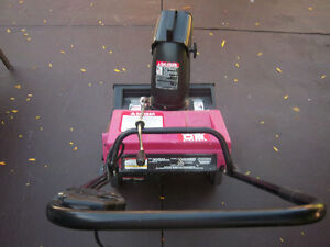 Dependable, Affordable, Reconditioned Snowblowers
