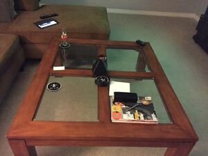 Ashley coffee table.