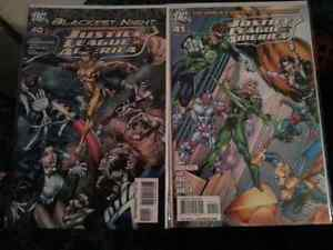 Justice League of America (10 issues ) Cambridge Kitchener Area image 1