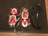 crampons for climbing (hiking)