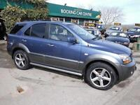 Kia Sorento 2.5CRDi auto XS diesel 4x4 full leather full mot 2007