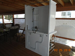(New) Fairmont Safety Bath Walk in Tub, Jets, Heated Seats, More