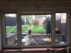 Double glaze window