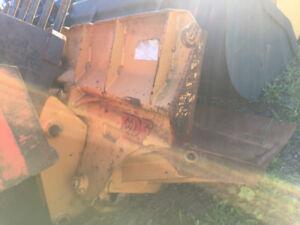 84 niches EDF side dump Bucket to fit case 580