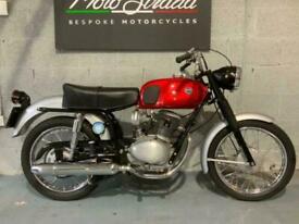 Gilera Sears 106ss 1969 Fully Restored