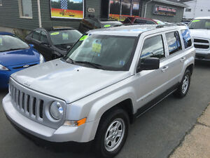 2012 JEEP PATRIOT NORTH EDITION....NEW INSPECTION, WORKS GREAT!!