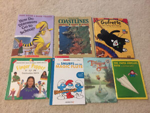 Kids books $0.50 each