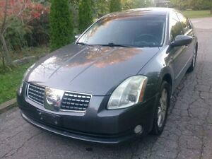 Clean 2006 maxima cheap