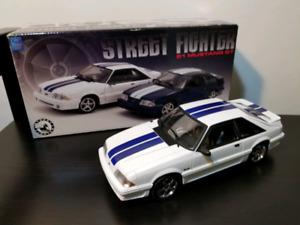 [1/500] GMP Street Fighter 1991 Ford Mustang 1/18 diecast model