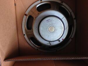 """2 vintage 12"""" guitar speakers"""