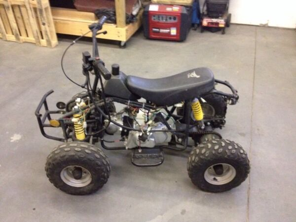 Used 2009 Taotao kids 70cc