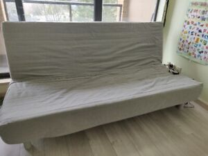 Gray IKEA Beddinge Sofa Bed / Futon