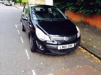 Vauxhall Corsa 2011 petrol full-service history 1.3 manual low milage