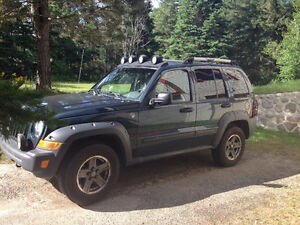2005 Jeep Liberty Renegade Rocky Mountain