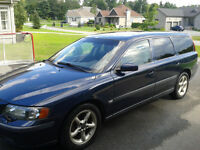 2004 Volvo V70 Wagon,FULLY EQUIPPED,ALL LEATHER,ONLY 181000 KMS