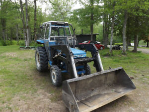 utility tractor