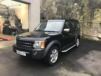 2006 56 LAND ROVER DISCOVERY 2.7 3 TDV6 HSE 5D AUTO 188 BHP DIESEL