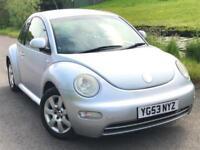 2003 Volkswagen Beetle 2.0 2003MY RHD