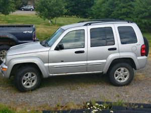 2002 Jeep Liberty Limited Edited