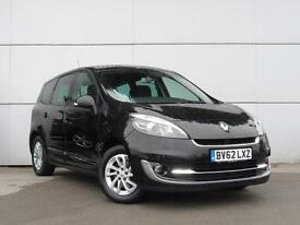 2012 RENAULT GRAND SCENIC 1.5 dCi Dynamique TomTom MPV 5 Seats