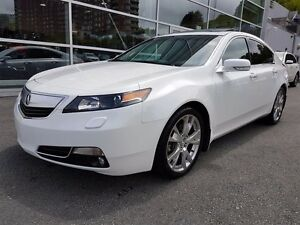 Acura TL Elite Package 2012