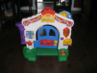 Fisher Price Laugh & Learn House (French Edition)